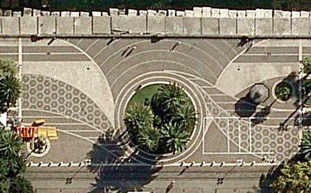 disegno piazza cavour