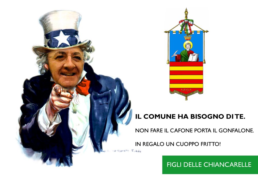 gonfalone-comune-di-salerno-vincenzo-de-luca